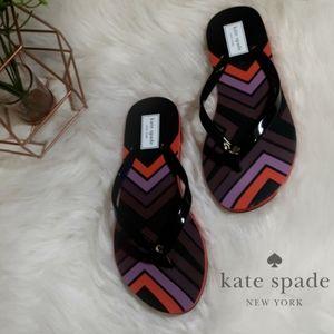 NEW Kate Spade Nannette Thong Flip Flop Sandals